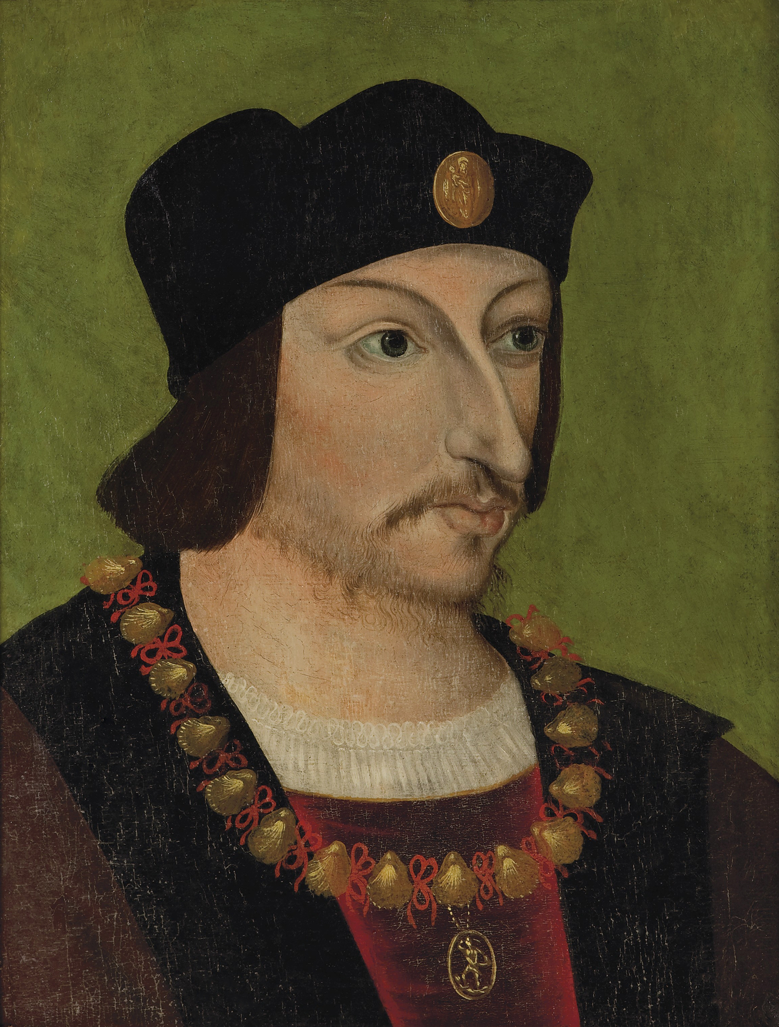 Portrait of Charles VIII (1470-1498), King of France (1483-1498), Regency (1483-1491) | Portraits of Kings