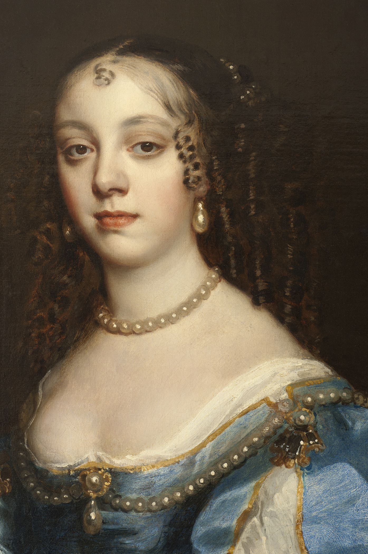 Portrait of Catherine of Braganza (1638-1705), Queen consort of England, Scotland and Ireland (1662-1685) | Portraits of Kings