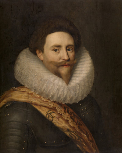 Portrait of Frederick Henry (1584-1647), Sovereign Prince of Orange and stadtholder of Holland, Zeeland, Utrecht, Guelders, and Overijssel (1625-1647); captain-general and admiral-general of the Republic of the Seven United Netherlands | Portraits of Kings