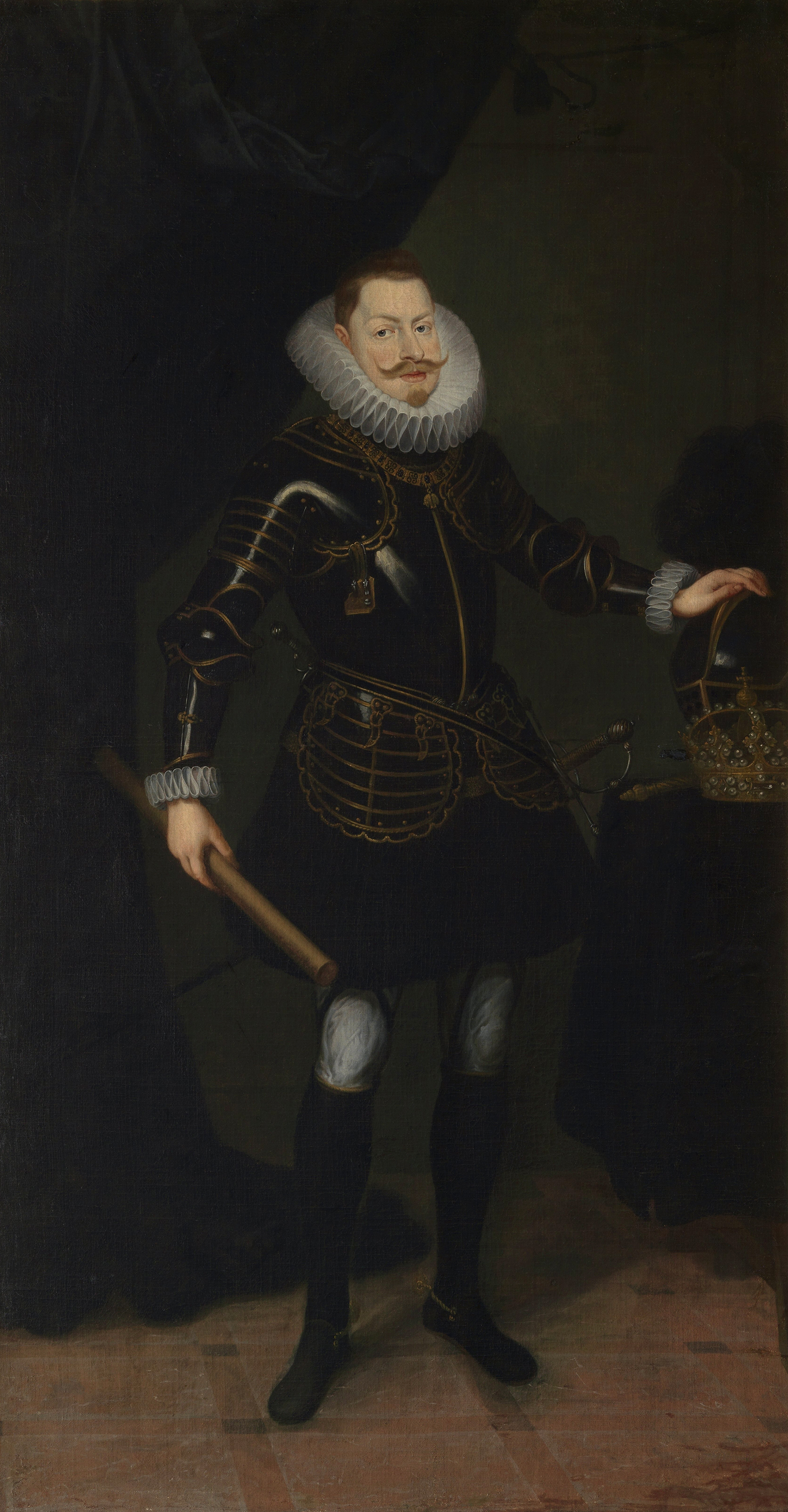 Portrait of Philip III (1578-1621), King of Spain, Portugal, Naples, Sicily and Sardinia; Duke of Milan (1598-1621) | Portraits of Kings