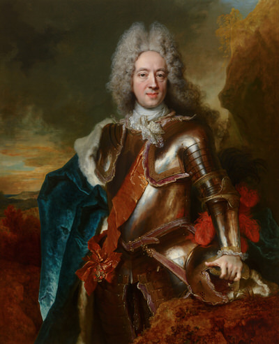 Portrait of William Hyacinth (1667-1743), Prince of Nassau-Siegen (1699-1707) | Portraits of Kings