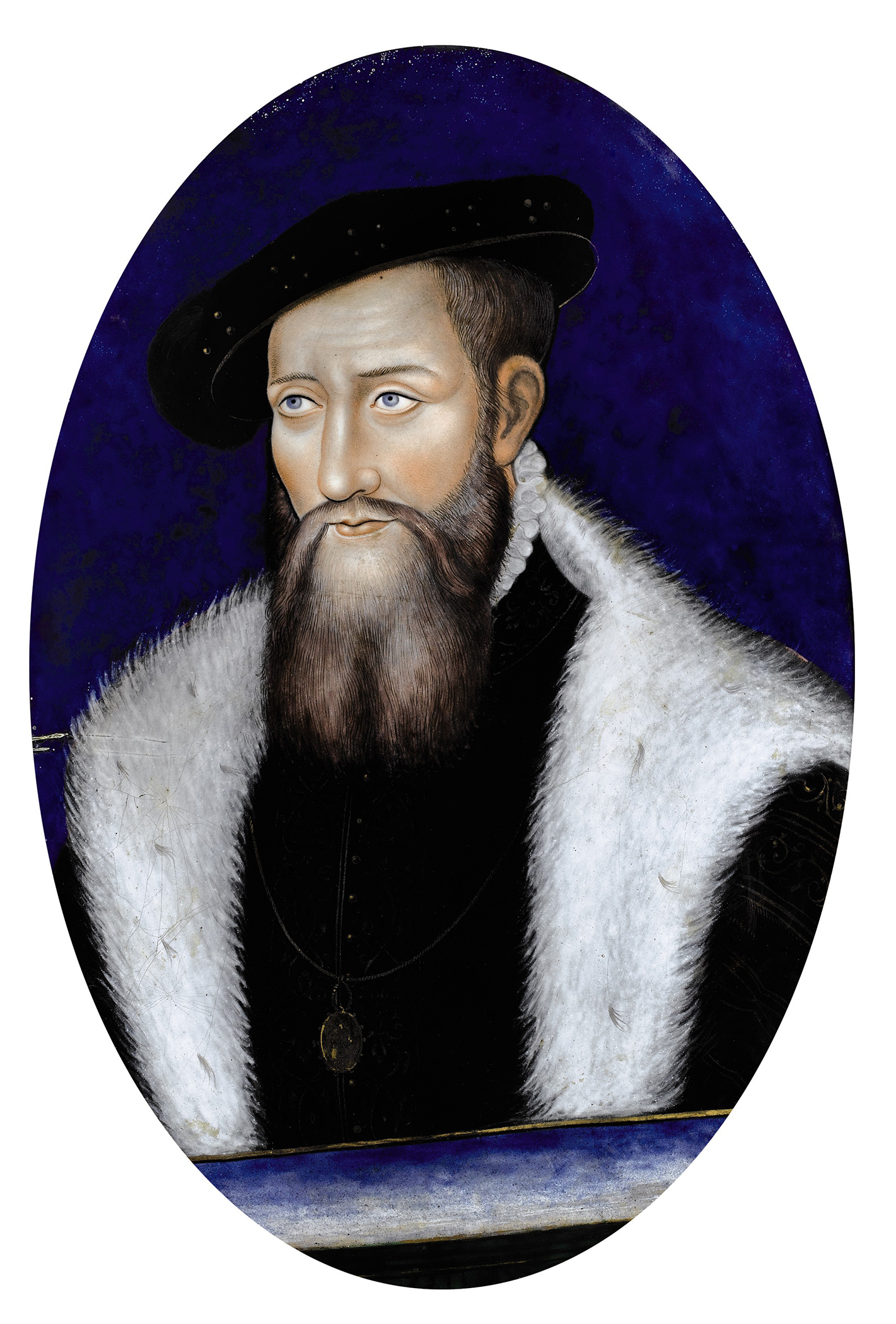 Portrait of Claude de Lorraine (1496-1550), Duke of Guise (1528-1550), governor of Burgundy (1543-1550), Grand Huntsman of France (1526-1550) | Portraits of Kings