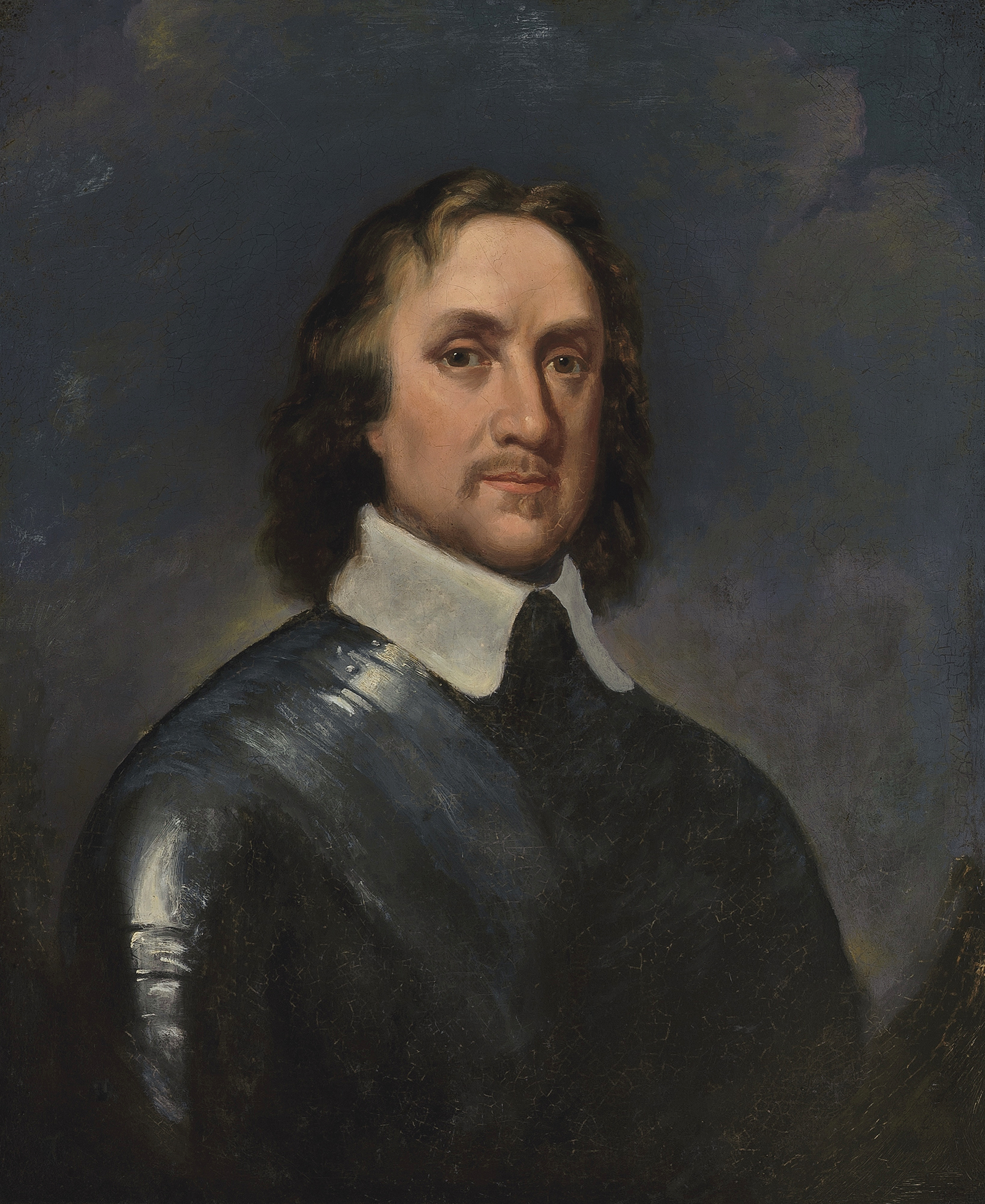 Portrait of Oliver Cromwell (1599-1658), Captain General and Commander-in-Chief of the Forces (1650-1653), Lord Protector of England, Scotland and Ireland (1653-1658)  | Portraits of Kings