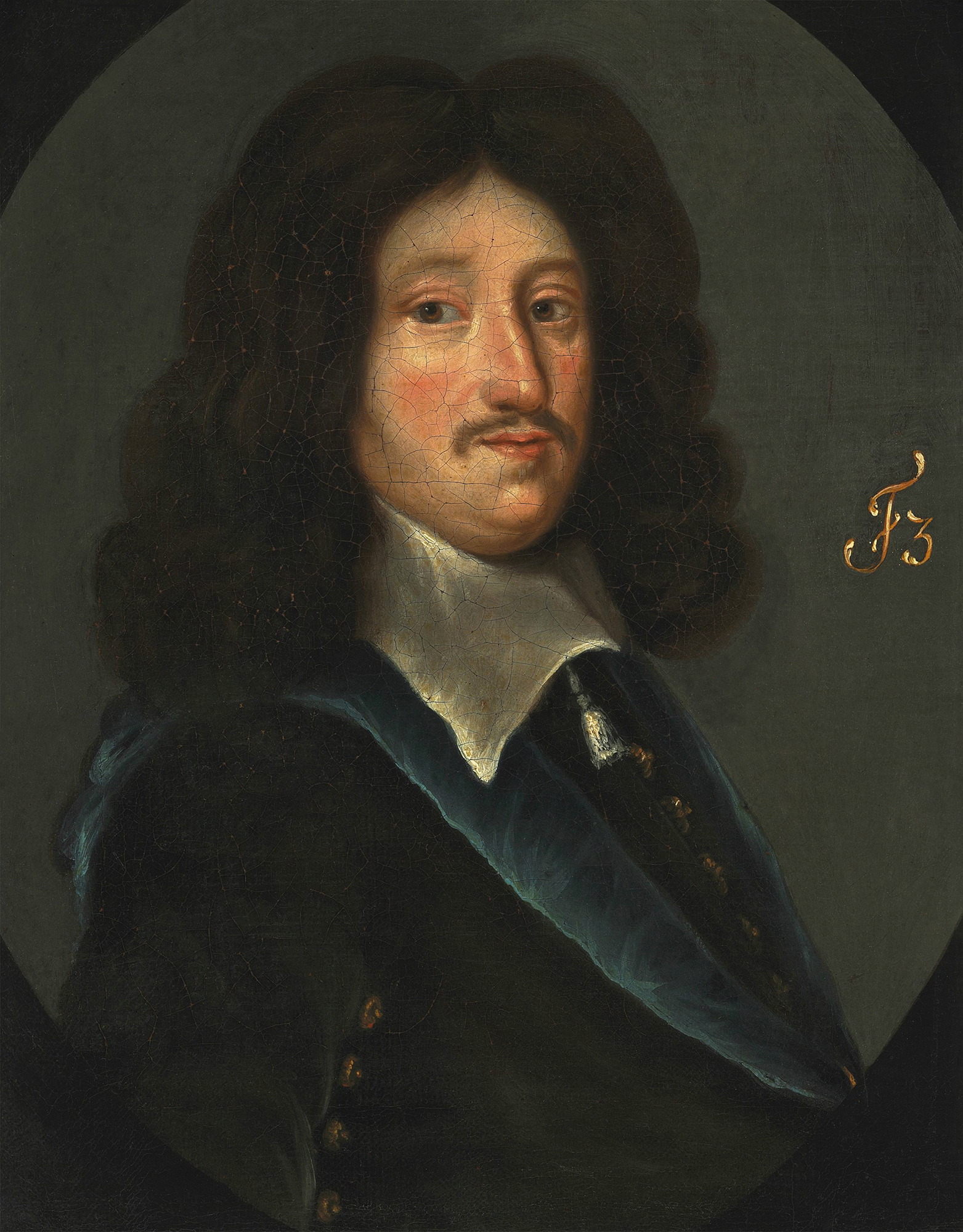 Portrait of Frederick III (1609-1670), King of Denmark and Norway, Duke of Holstein and Duke of Schleswig (1648-1670), Count of Oldenburg (1667-1670) | Portraits of Kings